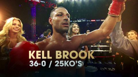 Golovkin vs. Brook + Gonzalez vs. Cuadras Preview   September 10 on HBO