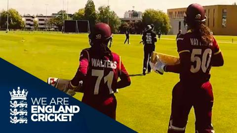 Sciver Serves Up Superb All-Round Performance In England Warm Up - ICC Women's World Cup 2017