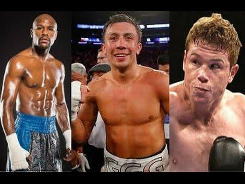 Logical Gennady Golovkin Fan Explains Why GGG Would Fight Floyd @ 154 But Not Canelo @ 155 !!