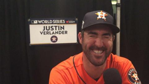 CFBBQ plays Three Words Only with the Houston Astros