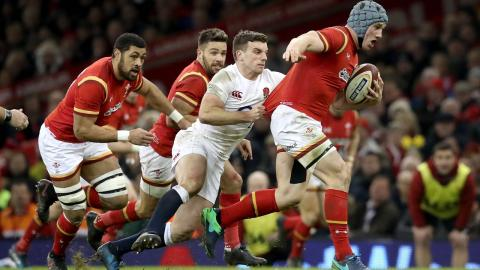 Short highlights: Wales 16-21 England | RBS 6 Nations