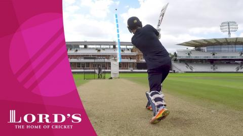 Lord's Pavilion Six Hit Challenge 2 - McCullum, Morgan, Southee, Franklin & Simpson