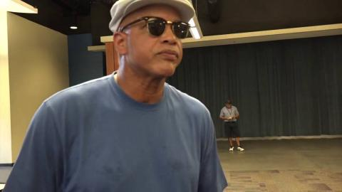 Virgil Hunter Speaks On KO Artists Being Held To A Higher Standard By Boxing Fans & Themselves !!