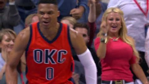 Oklahoma City Thunder's Top 10 Plays of the 2015-2016 Season