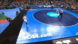 2015 NCAA Wrestling Highlights National Championships -St.Louis