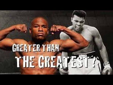 Floyd Mayweather Is Better Than Muhammad Ali & It's Proven Huh ? Lets Find Out Using The Truth !!