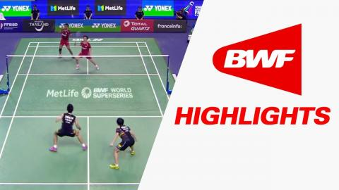 Yonex French Open 2017 | Badminton F – Highlights