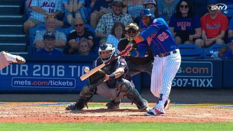 NYY@NYM: Cespedes extends the lead with an RBI single