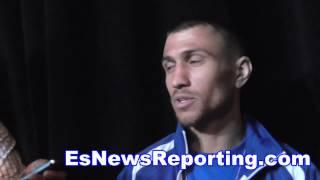 Vasil Lomachenko Compared To Manny Pacquiao - EsNews Boxing
