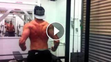 333816d7 Shredded Aesthetics Upper Body Visual Update | Muscle | Posing | Flexing  BOOMBABY! | Lex Fitness