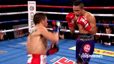 Fight highlights: Donnie Nietes vs. Juan Carlos Reveco (HBO World Championship Boxing)