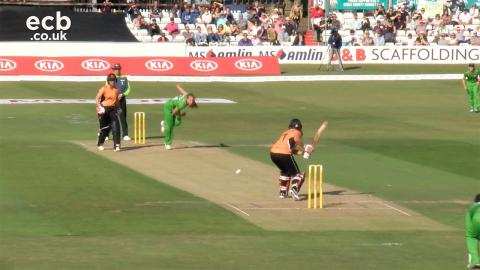 Kia Super League highlights - Southern Vipers beat Western Storm