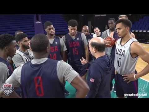 USA Men's 2017 World Cup Qualifiers Feature - Head Coach Jeff Van Gundy