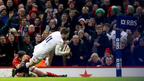 Galles 16-21 Inghilterra - Highlights ufficiali della partita – ampia sintesi