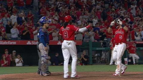Pujols passes Sosa with 610th career homer