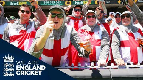 The Barmy Army: What's It Like To Follow England Abroad? - The Ashes 2017/18