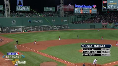 NYY@BOS: A-Rod gives Yanks lead in 8th with No. 660