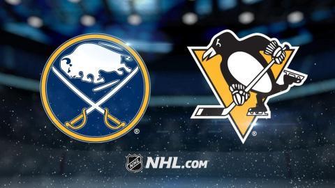 Malkin, Jarry lead Penguins past Sabres, 5-1