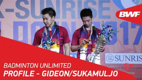 Badminton Unlimited | Gideon/Sukamuljo – Profile | BWF 2018