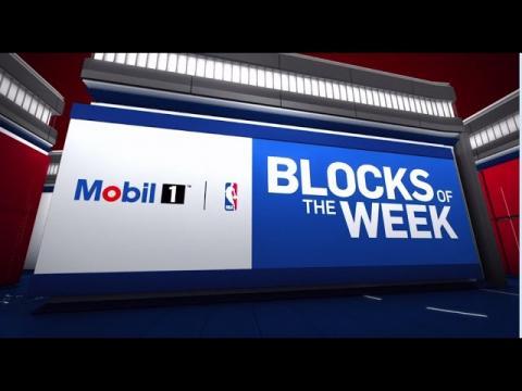 Top 10 Blocks of the Week | April 2, 2017 - April 8, 2017