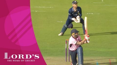 Middlesex vs Essex Eagles | Natwest t20 Blast Highlights