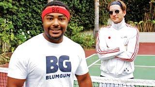 White People Activities - Tennis