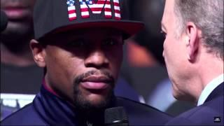 Floyd Mayweather​ Jr: I Dedicated Myself To Boxing For The Past 20 Years