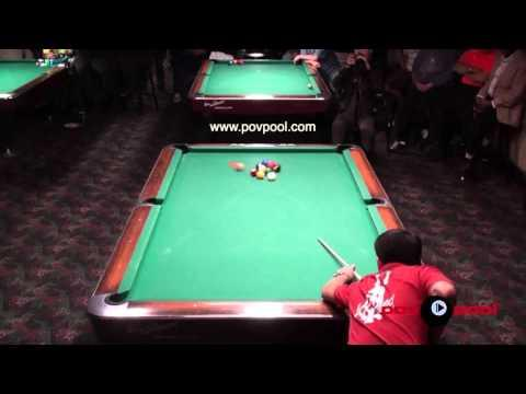 Must See! Dennis Orcullo runs a 6-Pack! 9 Ball!