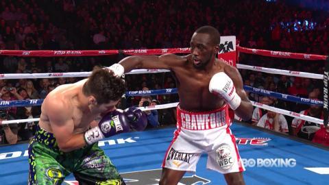 Terence Crawford vs. John Molina Jr.: WCB Highlights (HBO Boxing)