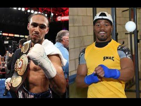Is Keith Thurman Scared To Fight Shawn Porter ? Is Thurman Ducking Or Al Haymon Blocking ?