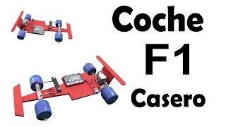 Cómo Hacer Un Coche Formula 1- Muy Fácil De Hacer