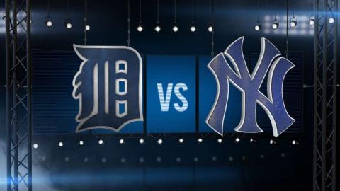 6/20/15: Yankees belt five homers in 14-3 win