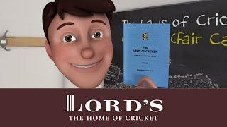 The Laws Of Cricket With Stephen Fry | Fair Catch