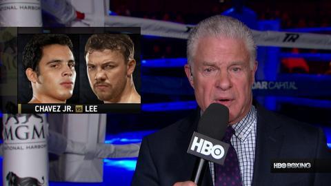 Chavez Jr. vs. Lee 2012 -- Full Fight (HBO Boxing)