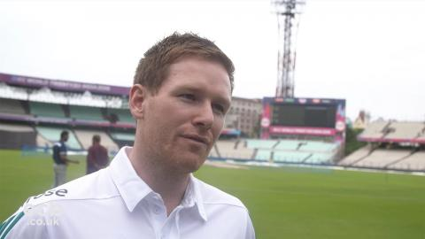 Winning it again would be amazing says Eoin Morgan