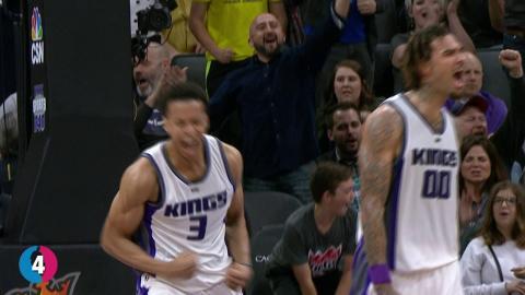 Sacramento Kings' Top 10 Plays of the 2016-2017 NBA Season