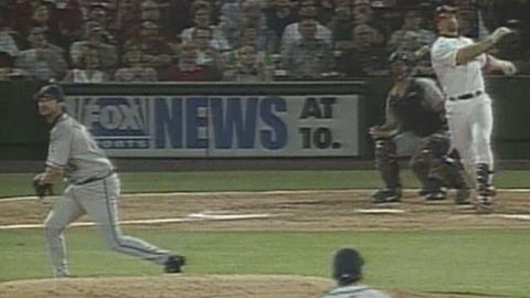 McGwire's 14th homer of 1998 is tape-measure shot