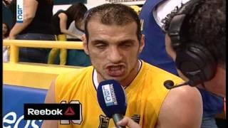 Pepsi Lebanese Basketball Championship 2014 / 2015 -Reebok Player Of The Game: Ismail Ahmad