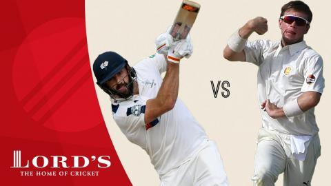 Liam Plunkett vs Mason Crane - 15 runs off 6 balls | Net Battles