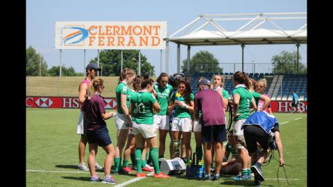 Irish Rugby TV: Anthony Eddy in Clermont