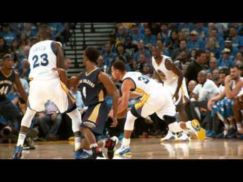 Phantom Cam: Best of Steph Curry's Season Opener