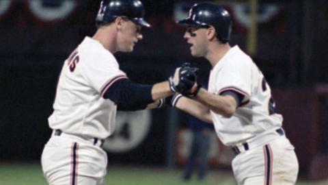 1989 NLCS Gm4: Williams' homer breaks the tie