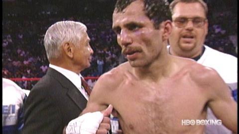 Julian Ramirez on his Boxing Upbringing (HBO Boxing)