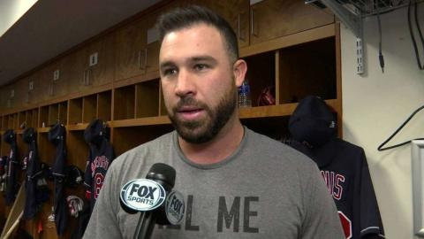 CLE@MIN: Kipnis speaks about his Dad, Father's Day