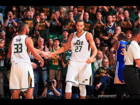 Utah Jazz' Top 10 Plays of the 2016-2017 NBA Season