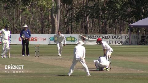 Extended highlights: Aussie intra-squad day one