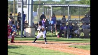 Boerne Athletics Select Baseball Vs Bad Hop Baseball On April 25th 2015