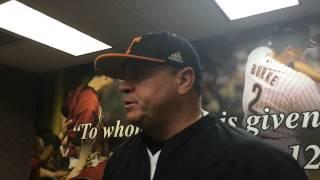 Vol Baseball Coach Dave Serrano On 6-5 Loss To Texas A&M