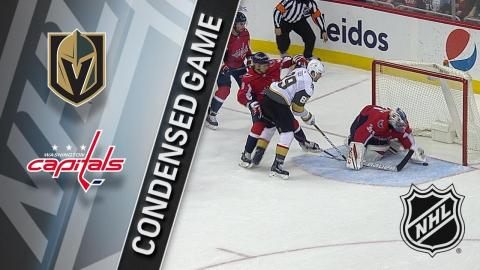 02/04/18 Condensed Game: Golden Knights @ Capitals