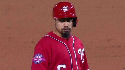 MIL@WSH: Rendon rips an RBI double into left field